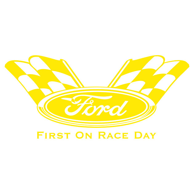 Ford First On Race Day