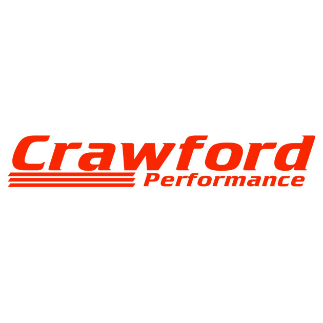 Наклейка Crawford Performance