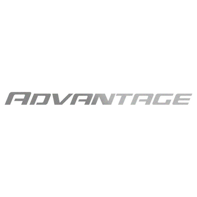 Наклейка Chevrolet Advantage