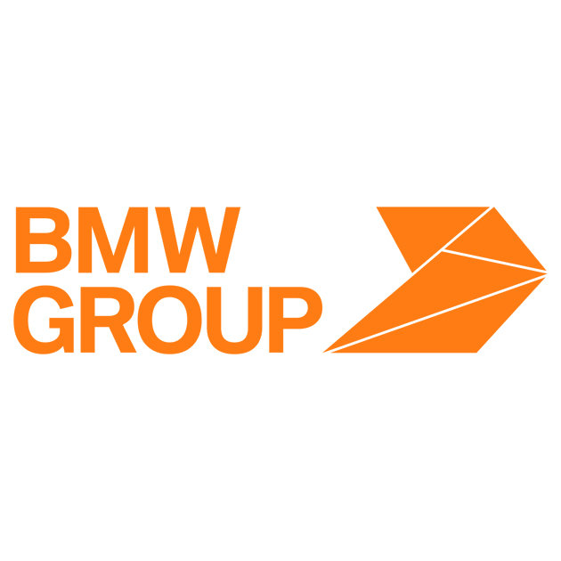 Наклейка Наклейка на мотоцикл BMW GROUP