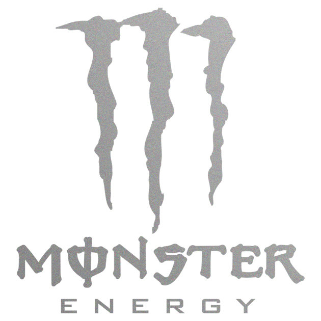 Наклейка Monster Energy